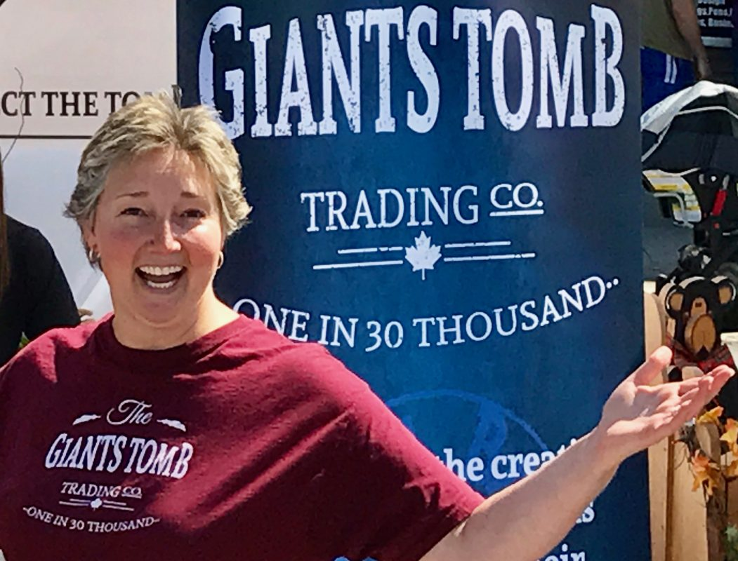 Giants Tomb Trading Co. - Butter tart Festival Midland, ON