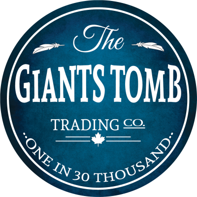 Giants Tomb Trading Co. Round Logo