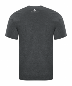 Men's T-Shirt | GTTC Active Blend | D_H_Gray Back