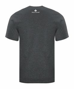 Men's T-Shirt | GTTC Active Blend | D_H_Gray Back