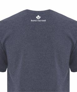 Men's T-Shirt | GTTC Active Blend | H_Navy Back_Close