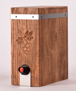 Boxed Wine Cover | Rectangle | Heritage | Giants Tomb Trading Co